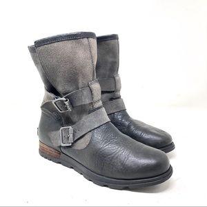 Sorel Major Moto Boots 7 A7